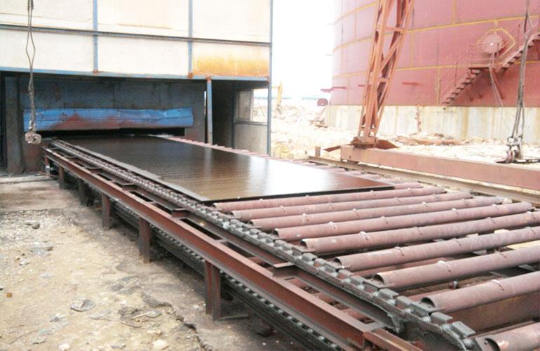珠海宝塔石化有限公司烯烃项目配套油库工程(防腐工程)