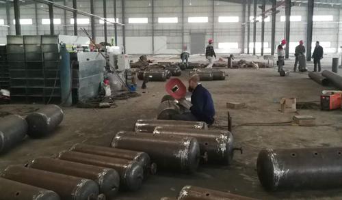 鹤山斯帝博实业有限公司(SDB)水电气安装工程