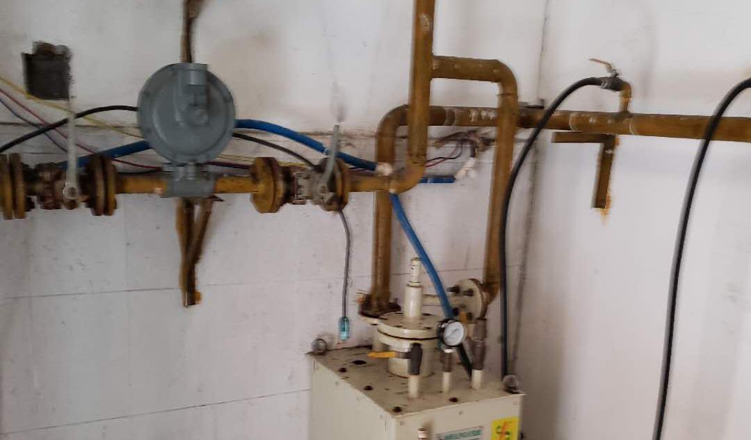 广州工厂燃气管道维修工程