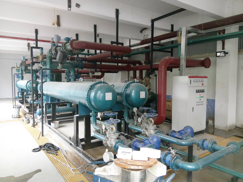 中山小榄工厂压力容器与管道安装