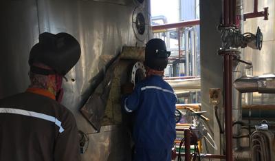 德方纳米101低成本管道安装项目