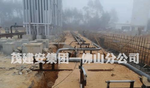 肇庆市璟盛陶瓷有限公司LNG供气站安装项目