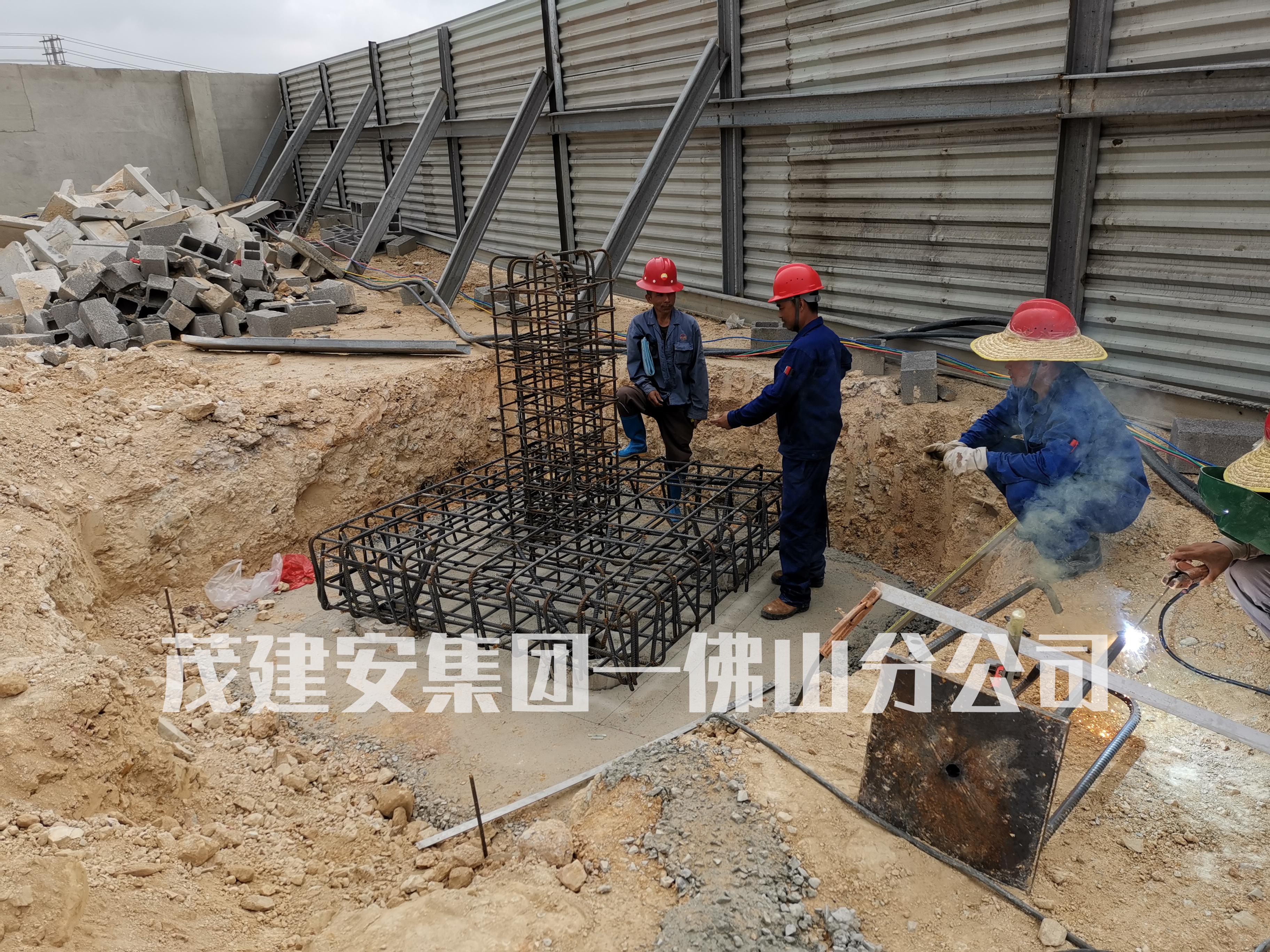 广西广盛高强耐磨新材料科技有限公司天然气气化站项目