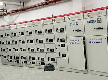 佛山大良工厂低压配电柜安装工程