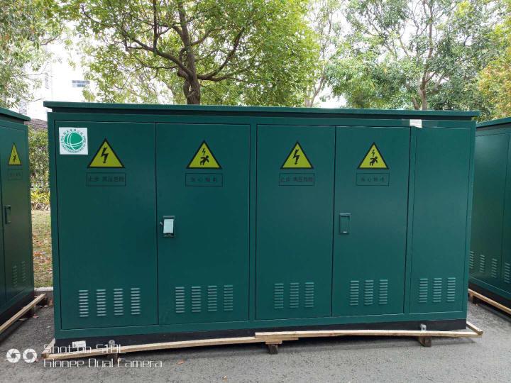 佛山均安室外综合配电箱安装工程