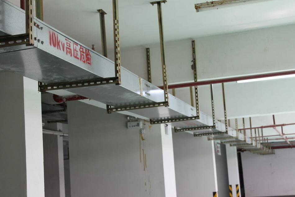 佛山三水工厂电线槽安装工程