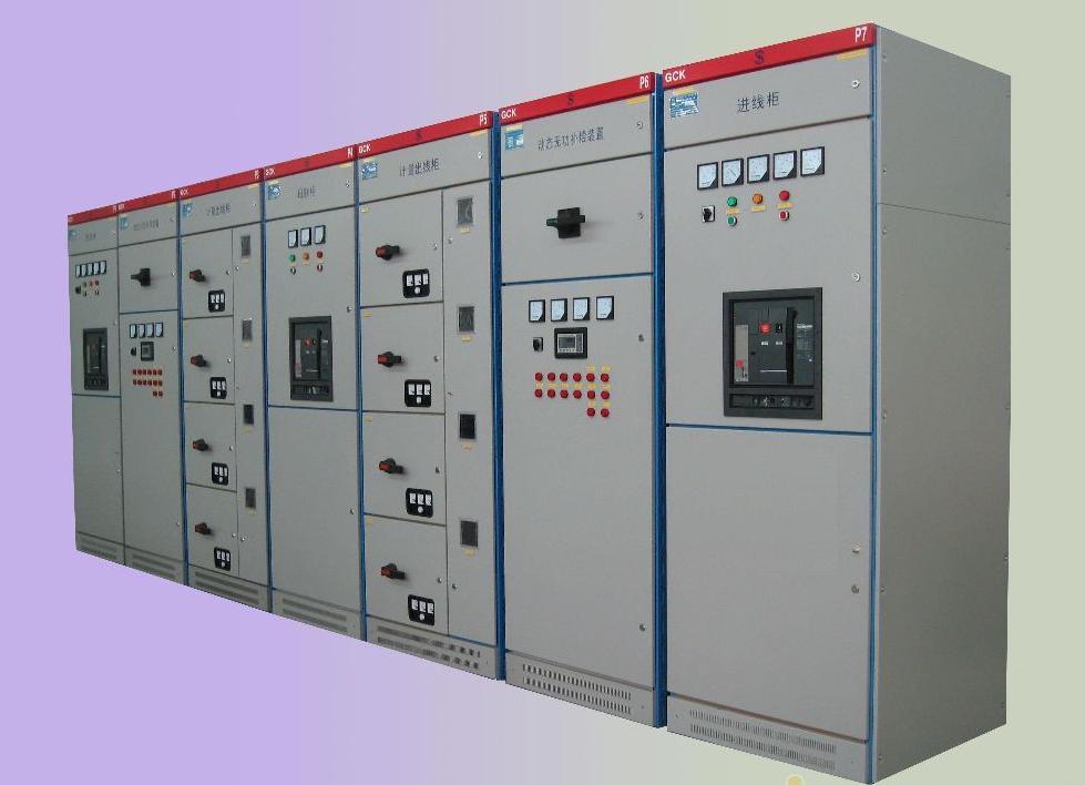 广州GCK配电柜安装工程