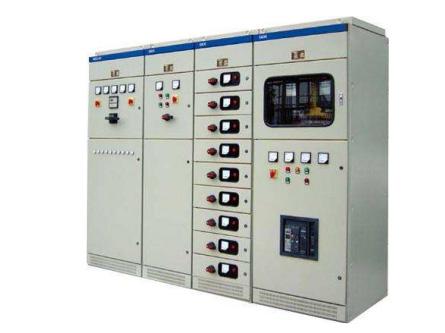 中山GC型低压抽出式开关柜安装工程