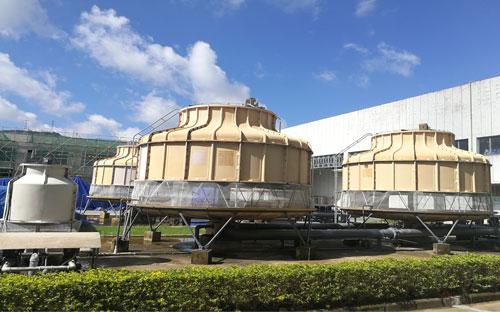 珠海冷却塔及管道安装工厂