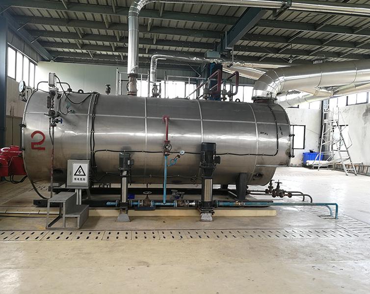 佛山工厂锅炉建设工程
