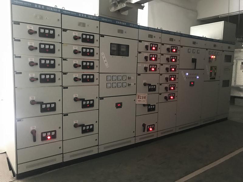 华南国家计量测试中心二院电柜安装工程