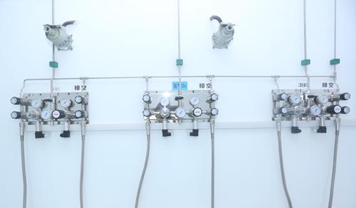 实验室气体管道安装工程